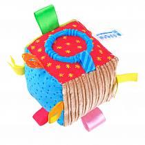"Игрушка ""Кубик с петельками"" (Фокс – мякиши, 264 МЯКИШИsim)"