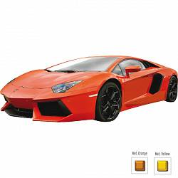 Модель машины 1:34-39 Lamborghini Aventador LP700-4 (Welly, 43643) - миниатюра