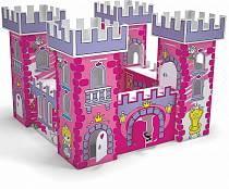 Домик игровой для раскрашивания - Замок Принцессы (Erich Krause, 39257)