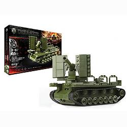 Конструктор World of Tanks – C-51 (Zormaer, 65218) - миниатюра