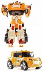 Трансформер Tobot Evolution X, с наклейками и ключом-токеном (Tobot, 301008)