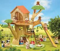 Дерево-дом для Sylvanian Families (Sylvanian Families, 2882st)