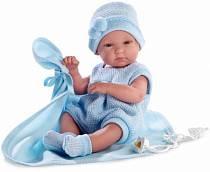 Кукла Пипо с одеялом, 35 см (Llorens Juan, L 63523veg)