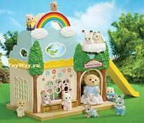 Sylvanian Families - Разноцветный детский сад Радуга (Sylvanian Families, 2633st)