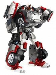 Трансформер Tobot Evolution X Shield-On, со световыми и звуковыми эффектами, наклейками и ключом-токеном (Tobot, 301009)