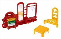 Игровой набор мебели - Прихожая (ПК Форма, С-52-Ф)