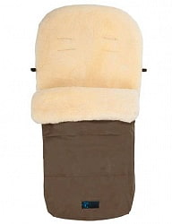 Зимний конверт MT2200-LP Lambskin-Footmuff, brown (Altabebe, MT2200-LP_Brown 75)