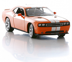 Модель машины Dodge Challenger SRT, 1:24 (Welly, 24049)