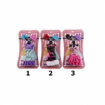 Набор одежды и аксессуаров для куклы высотой 29 см, 3 вида (Junfa Toys, 3313-A)