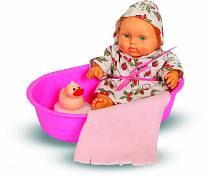 Кукла - Карапуз в ванночке, девочка, 20 см (Весна, В1614/С1614)