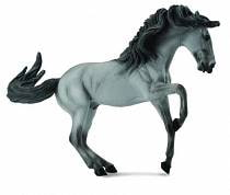 Фигурка лошади Lusitano Stallion Grey (GULLIVER Collecta, 88502b)