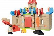 Конструктор Рыцарский Замок (Ecoiffier, 3178)