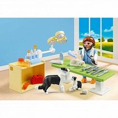 <b>Игровые наборы Playmobil</b> ветеринарная клиника купить в ...
