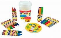 Набор Play doh - Первая раскраска (D`arpeje Toys`n`fun, CPDO009)