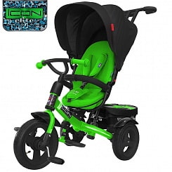 Велосипед RT ICON elite New Stroller by Natali Prigaro Emerald (ICON RT original, 6343rt)