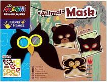 Набор для декорирования масок - Животные (Avenir, CH1052)