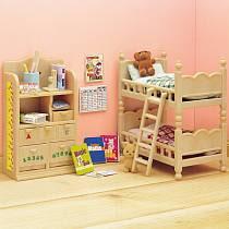 Набор Sylvanian Families — Детская комната (Epoch, 4254st)