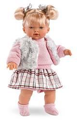 Кукла Изабелла, озвученная, 33 см. (Llorens Juan, S.L., L 33284veg)