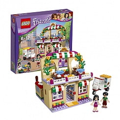 Lego Friends. Пиццерия (LEGO, 41311-L)