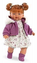 Кукла Алиса, озвученная, 33 см. (Llorens Juan, S.L., L 33282veg)