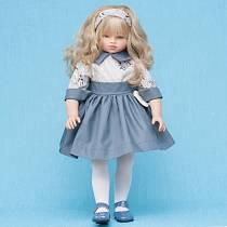Кукла Эли в синем платье, 60 см. (Asi, 312500)
