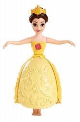Плавающая мини-кукла - Принцесса Белль, 10 см (Mattel, bdj60-bdj58)