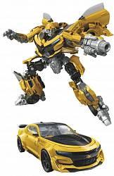 Трансформеры 5: Делюкс - Автобот Бамблби Bumblebee (Hasbro, c2962-c0887)